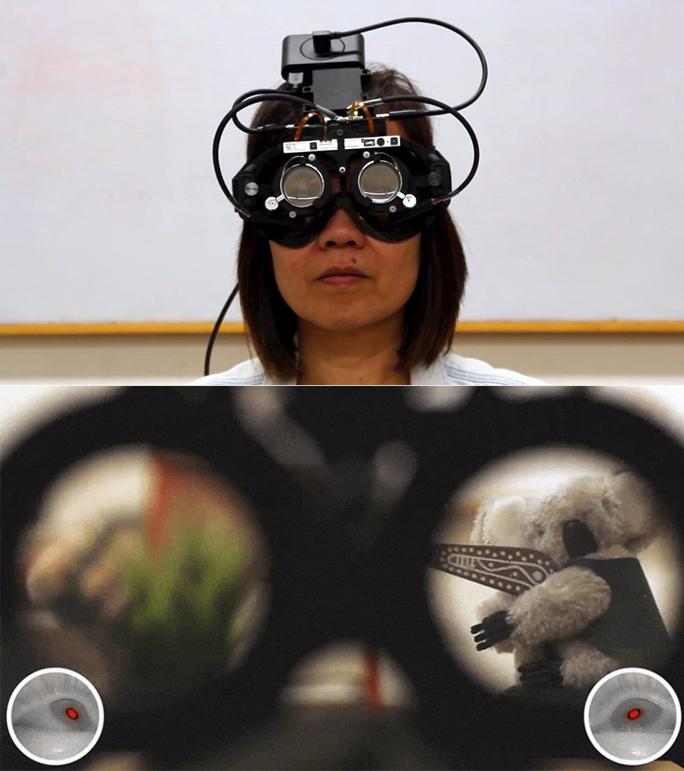 Eye-Tracking Autofocus Glasses Autofocals