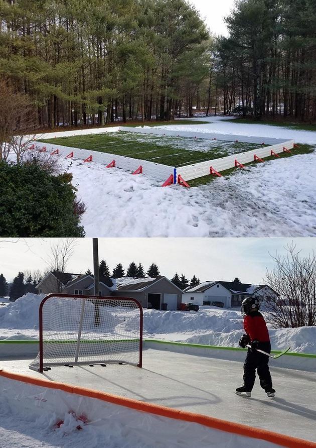 EZ Ice Rink