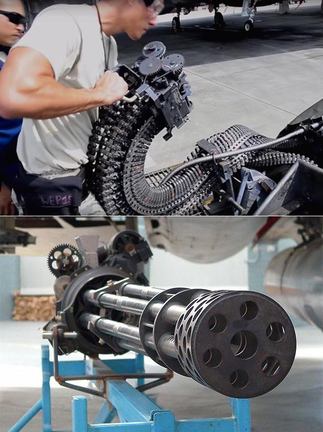 F-15 Cannon