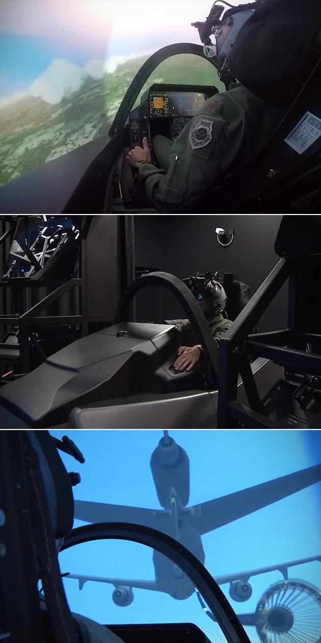 F-35 Simulator