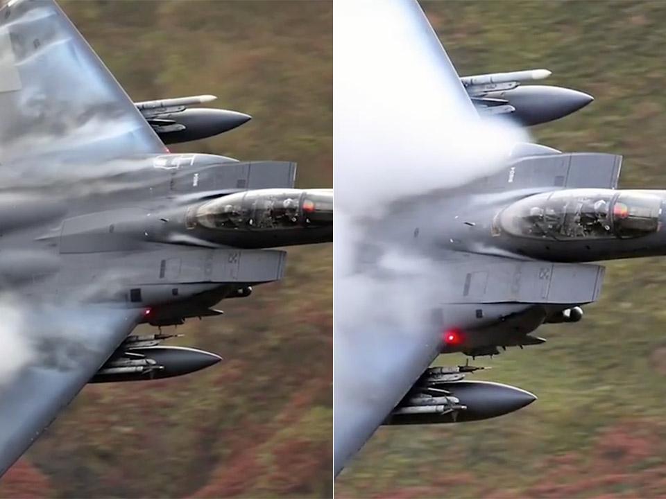 F-15 Mach Loop