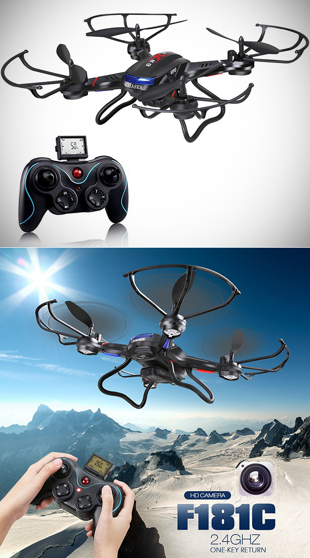 F181 RC Quadcopter
