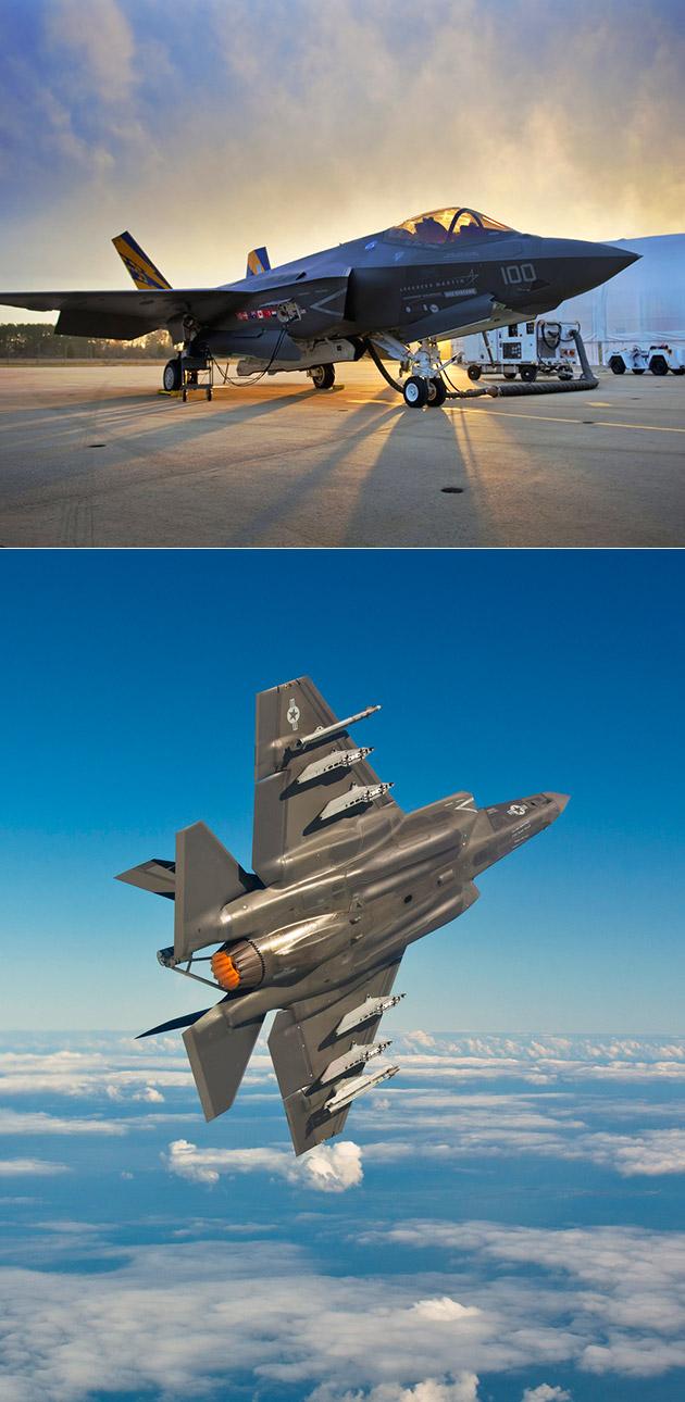 Lockheed F35C