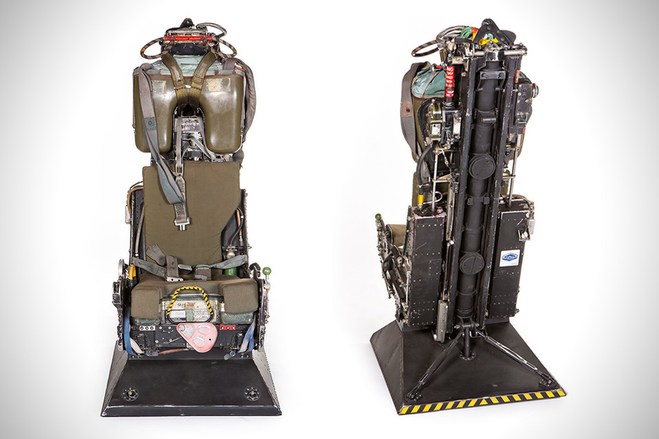 weird office chairs. F4 Ejection Seat Chair Weird Office Chairs