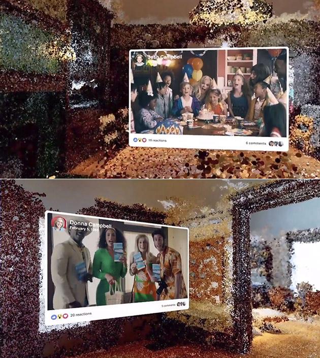 Facebook AI 3D World Photos