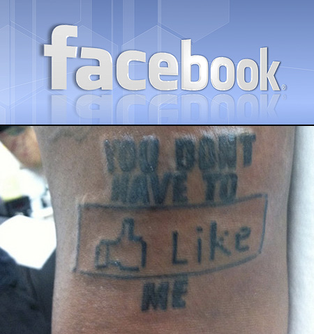 Facebook tattoos images amp pictures becuo