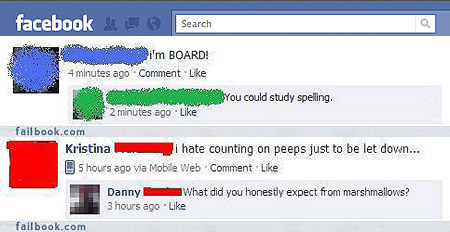 More Funny Facebook Status Updates