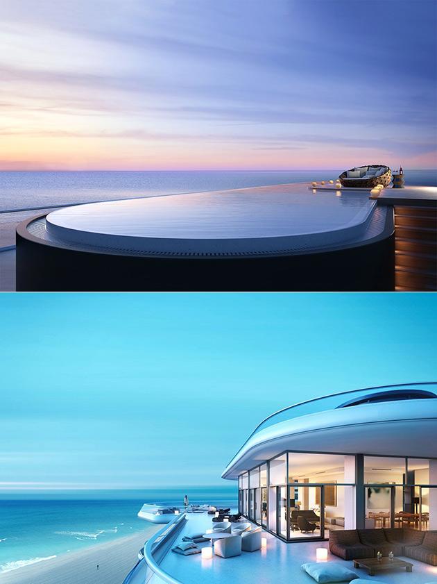 Faena House Miami Penthouse