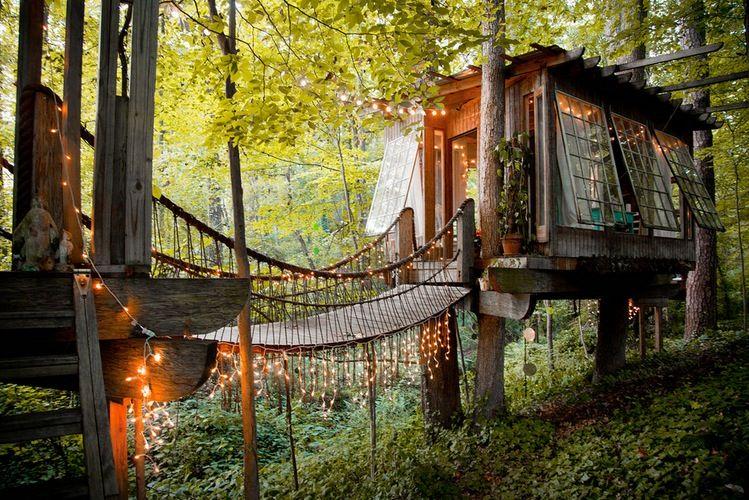 Hidden Treehouse Atlanta