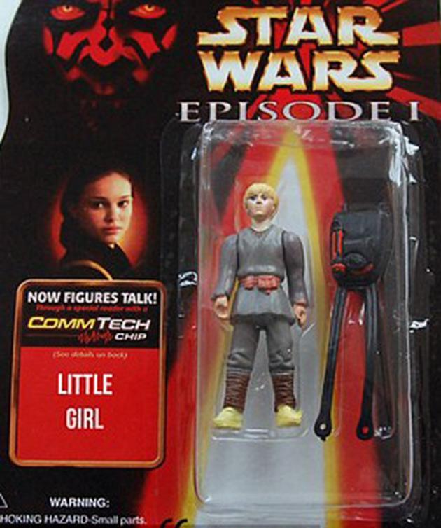 Fake Star Wars