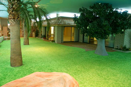 Underground Fallout Bunker Looks Like A Real House
