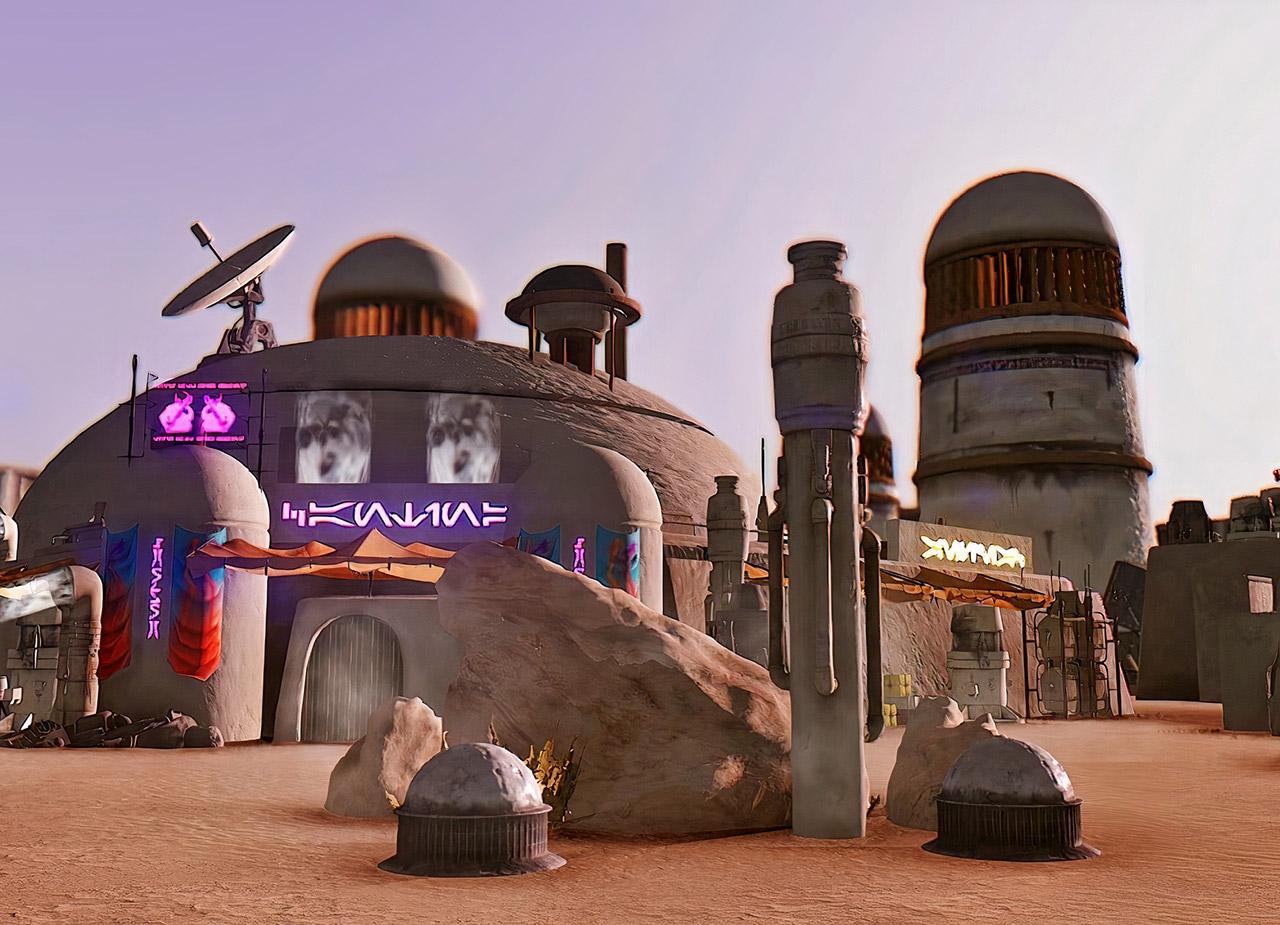 Fallout New Vegas Mod Star Wars Open World