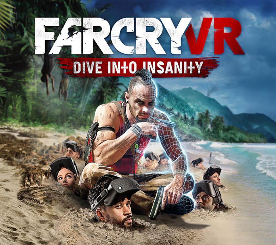 Far Cry Virtual Reality