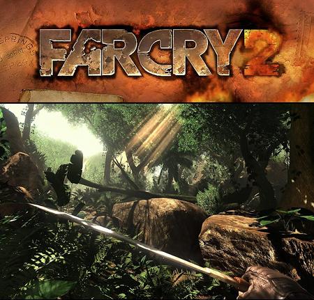 Far Cry 2 Game