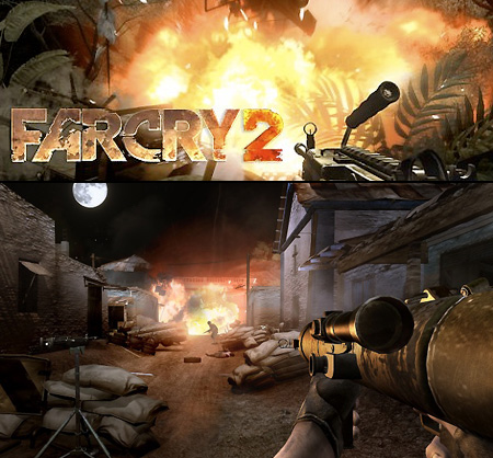 far cry 2 characters differences