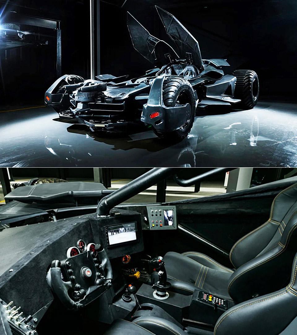 FastBoomPro Batmobile