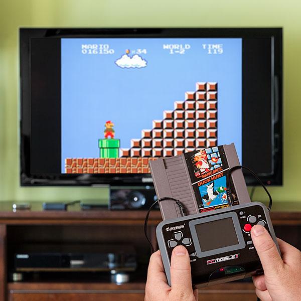 FC Mobile II Portable NES