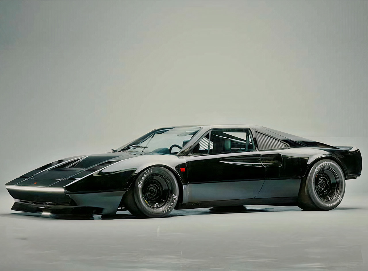 Ferrari 308 The Brawler
