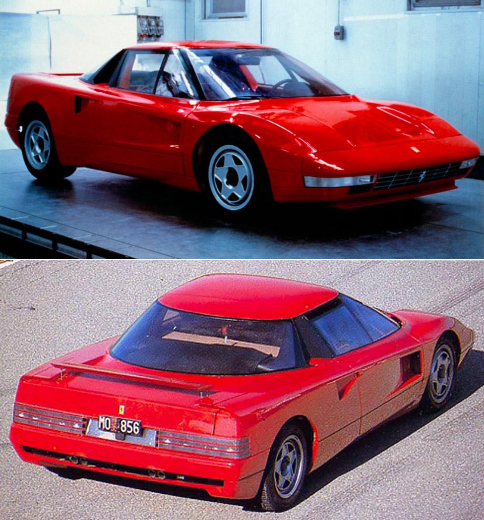Ferrari 408 4RM Supercar