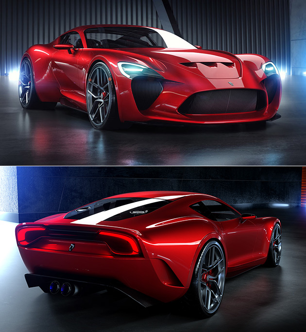 Ferrari Gto Iii Gives Us A Glimpse At The Future Of Hypercars