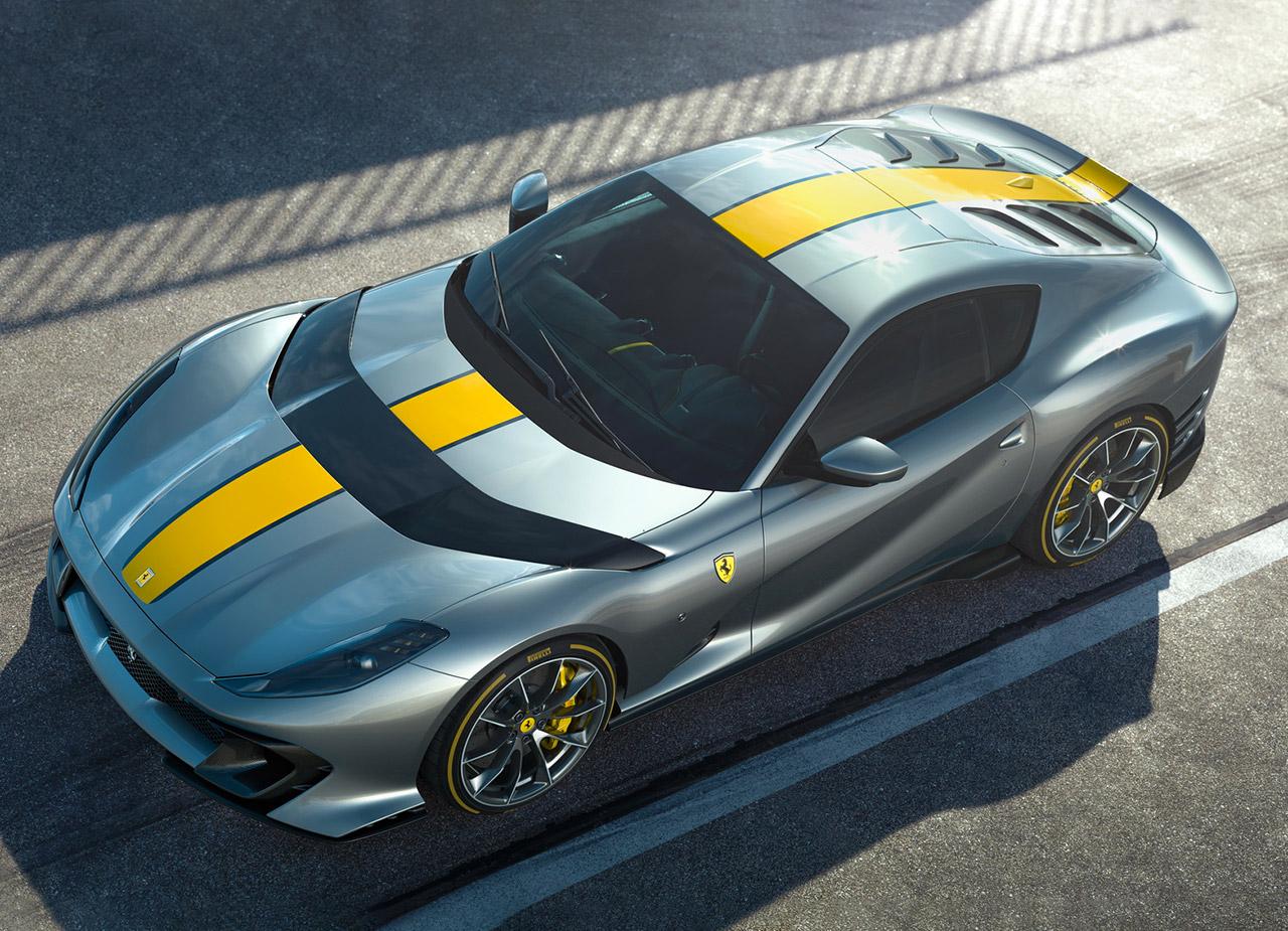Ferrari 812 Superfast Limited Edition V12