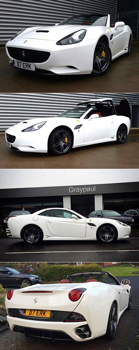 Ferrari California Replica