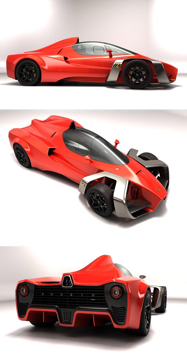 Ferrari Zoubin