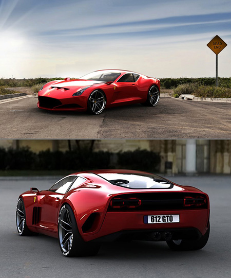 Ferrari 612 Gto >> Ferrari 612 Gto Revealed Techeblog