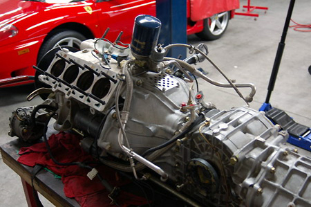 Inside the Ferrari F40 Engine - TechEBlog