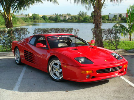 eBay Watch: Ferrari F512M Limited to 75 Cars Worldwide - TechEBlog