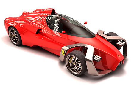 Ferrari Zobin