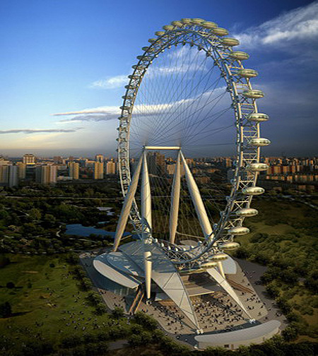 Tallest Ferris Wheel In The World >> Pictures China To Build World S Tallest Ferris Wheel Techeblog
