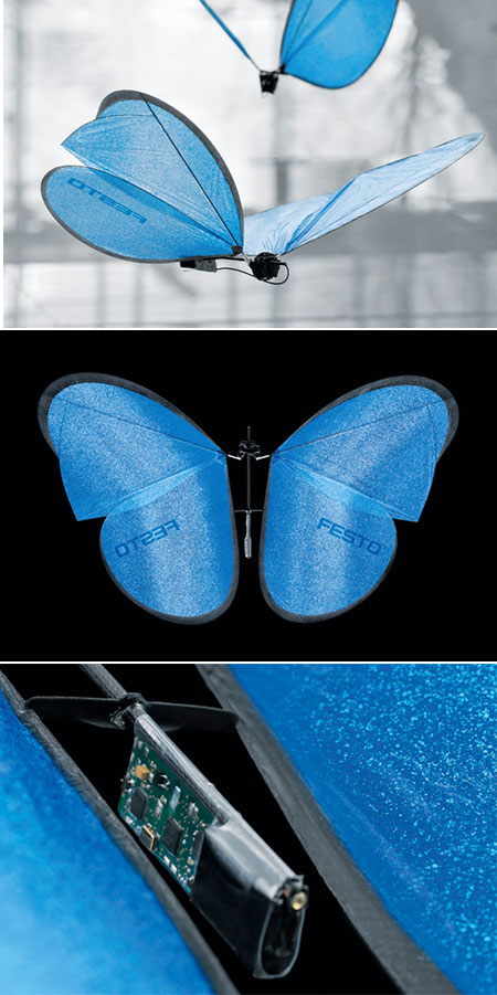 Festo Robotic Butterfly