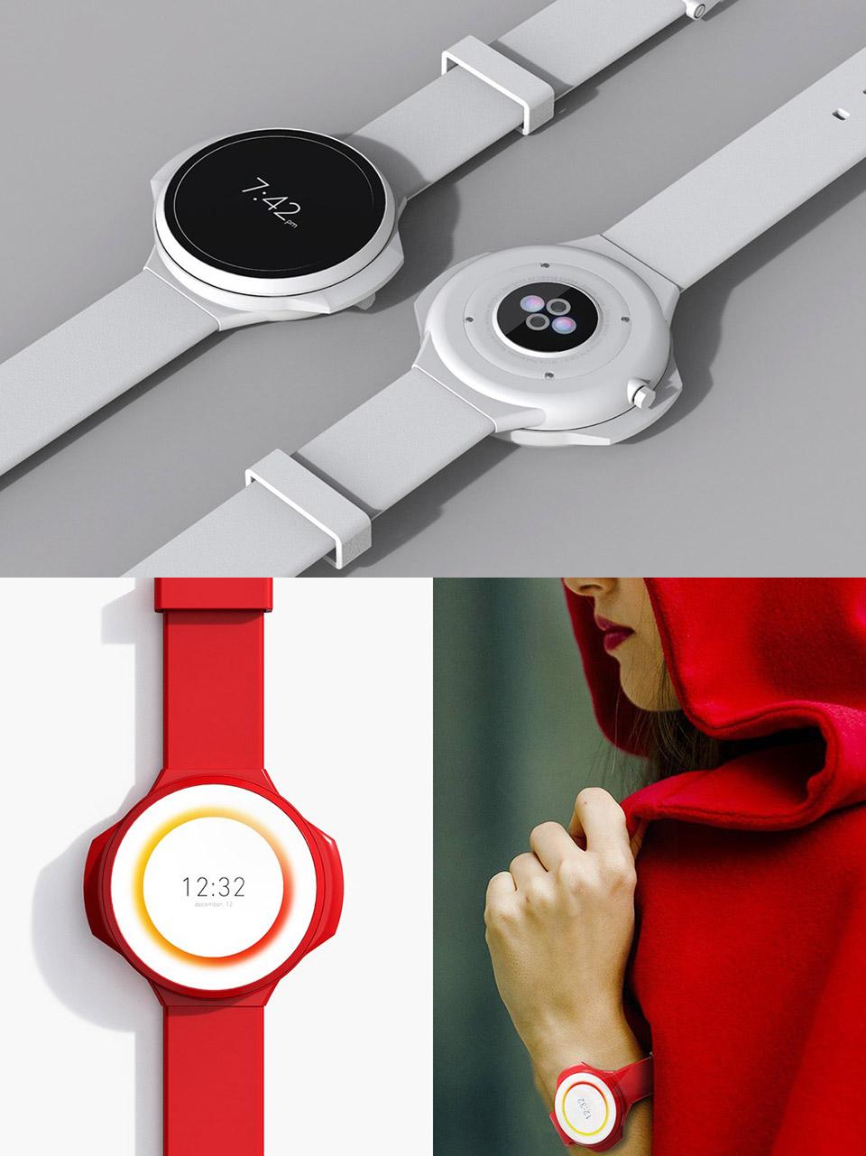 Fidget Smartwatch