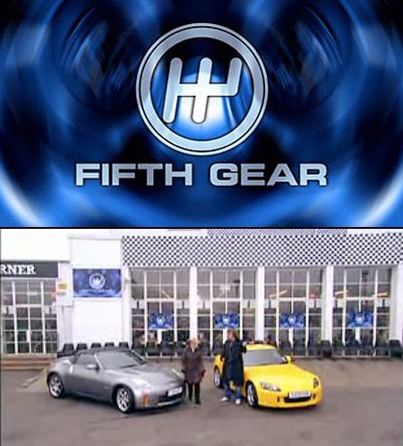 Fifth Gear Nissan 350Z vs Honda S2000  TechEBlog