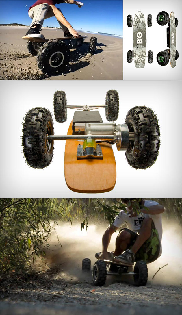 Fiik Electric Skateboard