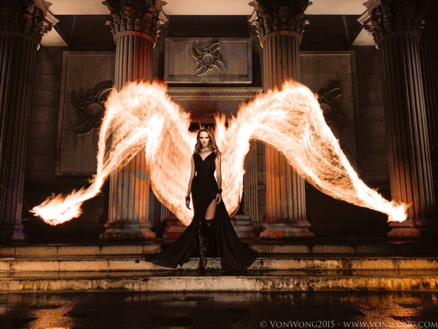 Fire Angel