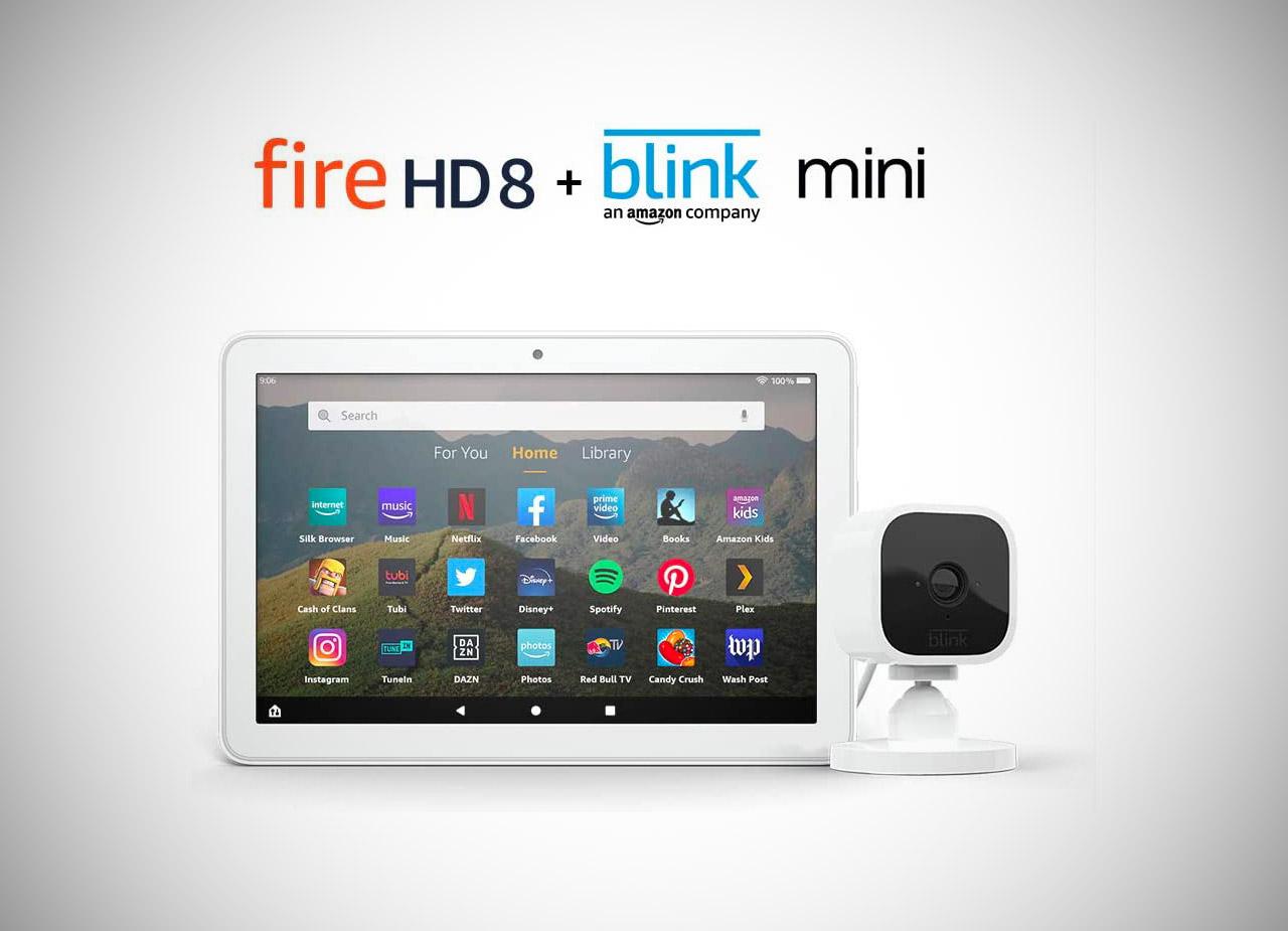 Fire HD 8 Smart Home Bundle