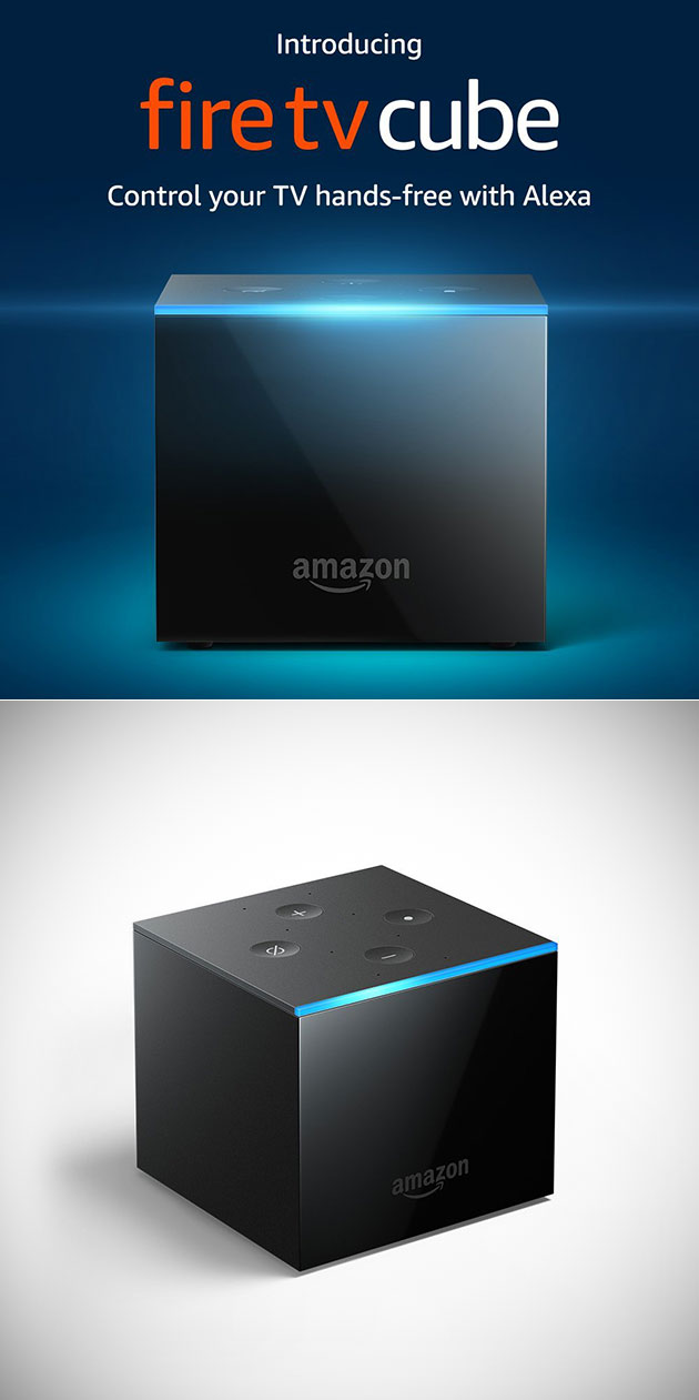 Fire TV Cube Lets Users Control Their TV Hands-Free with Alexa, Prime Members Can Get One for $89.99 Shipped