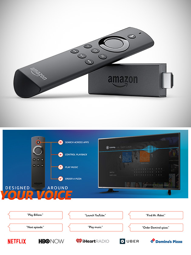 Fire TV Stick Alexa