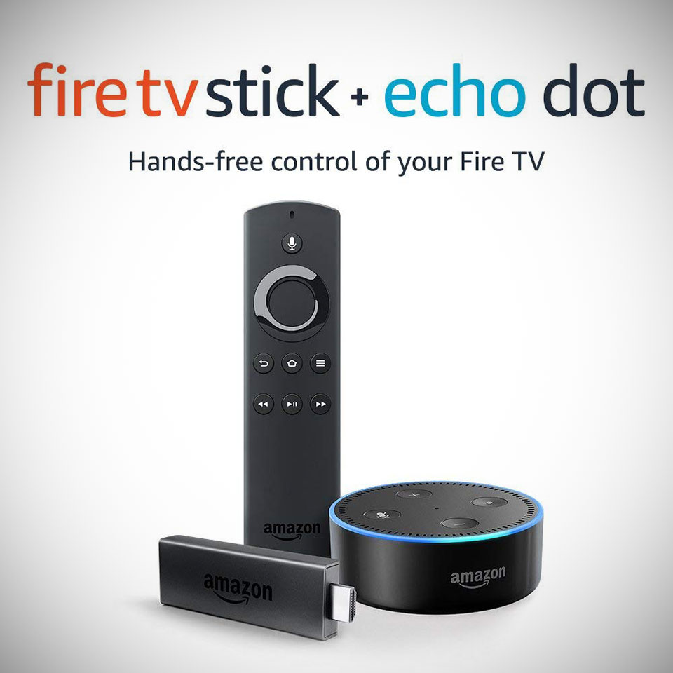 Fire TV Stick Echo Dot Deal