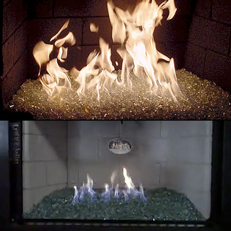 Stupendous Fire And Ice Fireplace Techeblog Home Interior And Landscaping Sapresignezvosmurscom