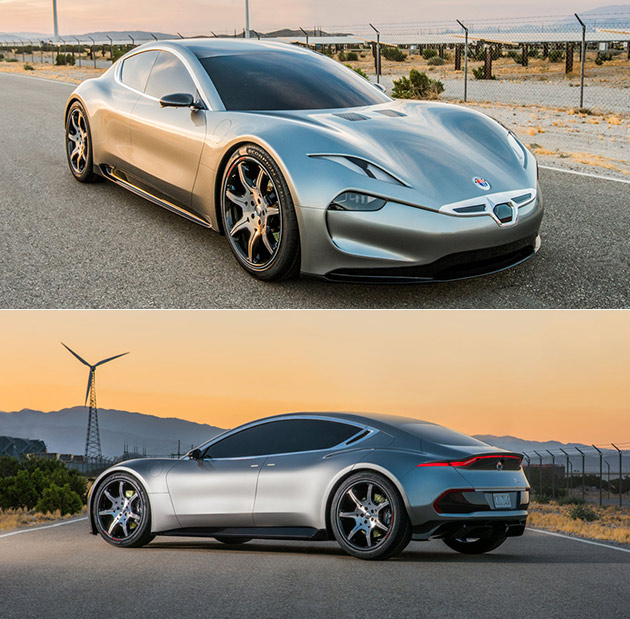 Fisker Super Battery