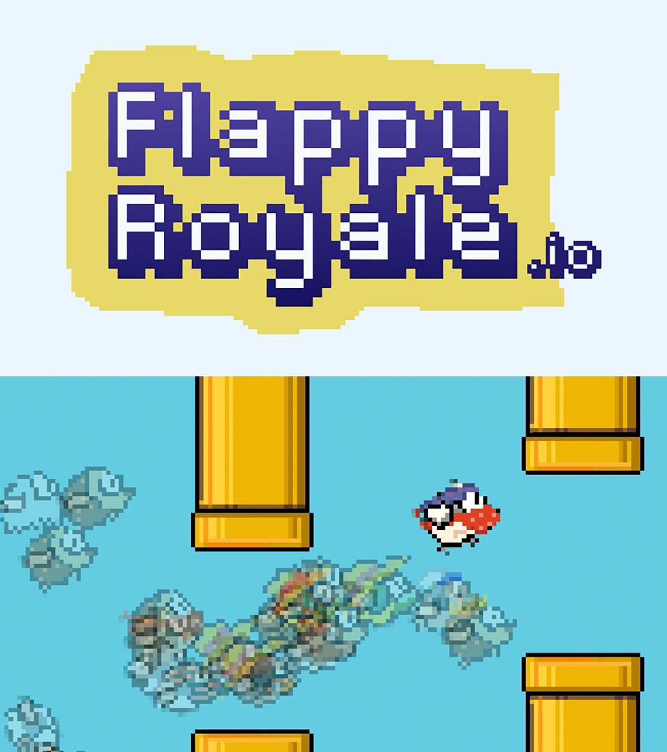Flappy Bird Fortnite Battle Royale Game iOS