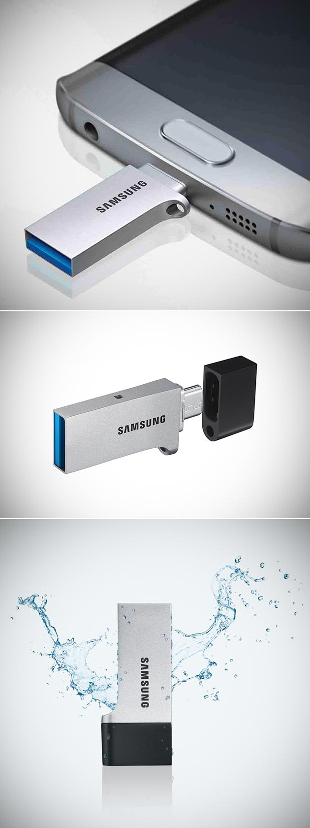 Flash Drive Duo