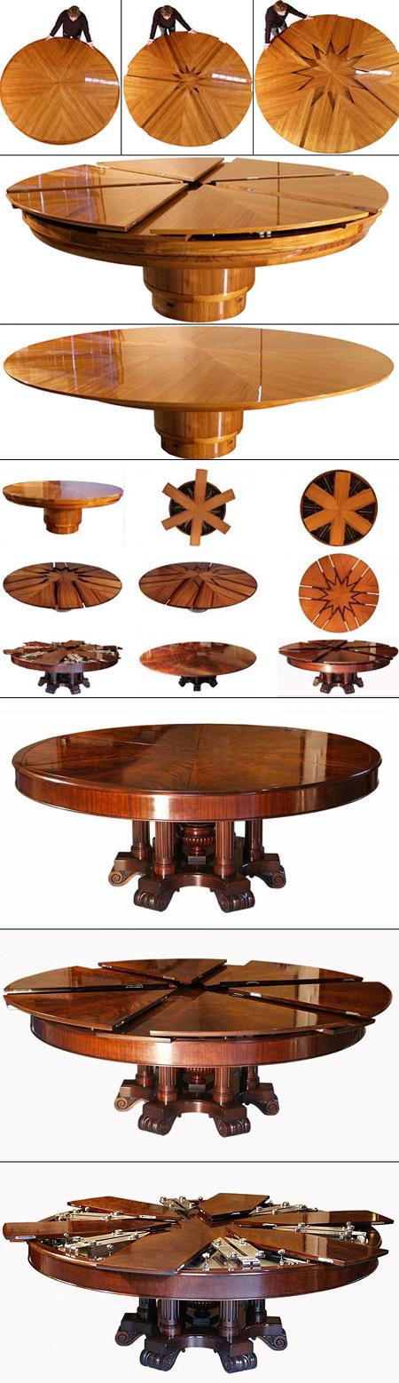 The Fletcher Capstan Table Feel Desain