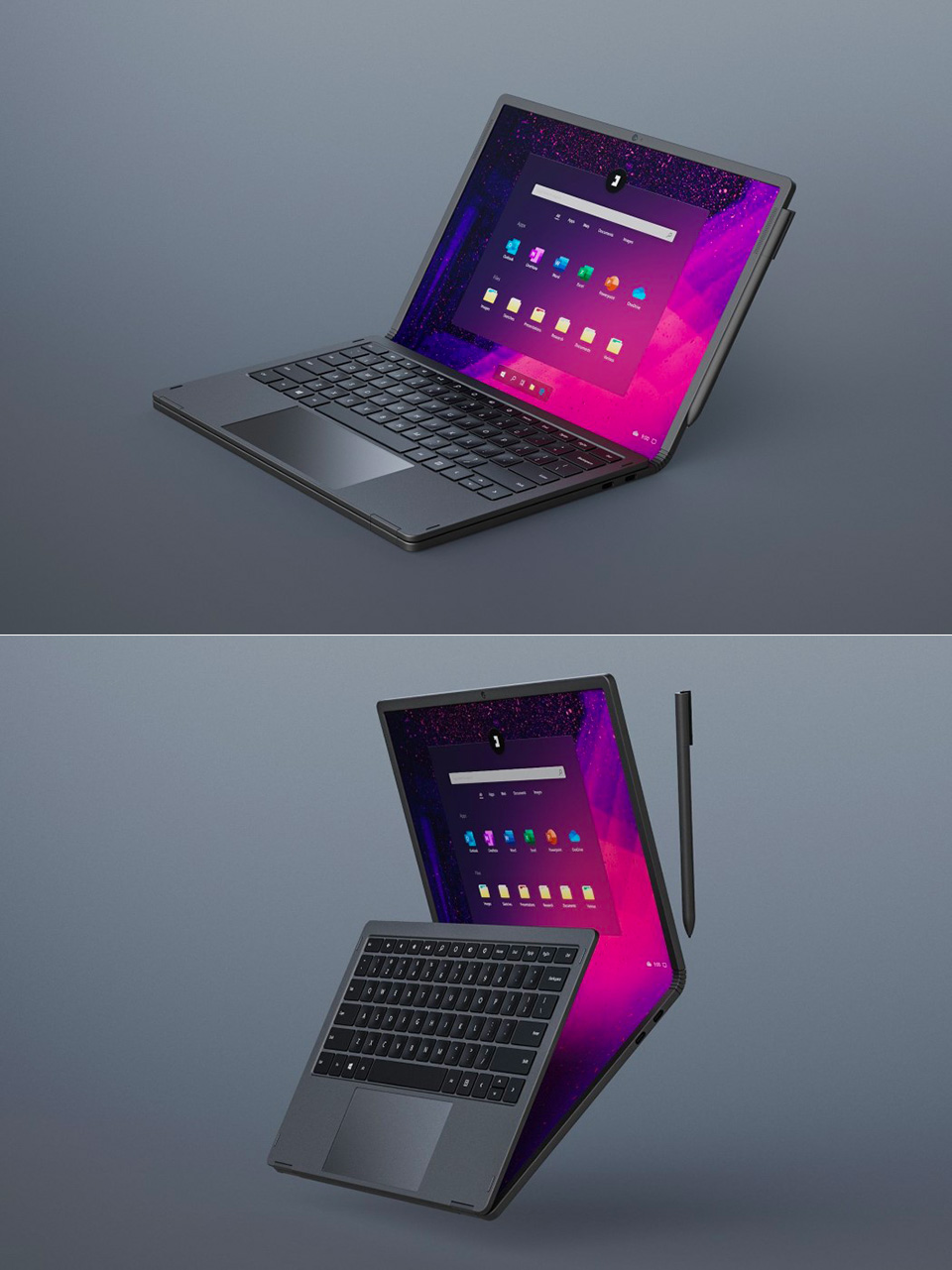 Flexbook Laptop