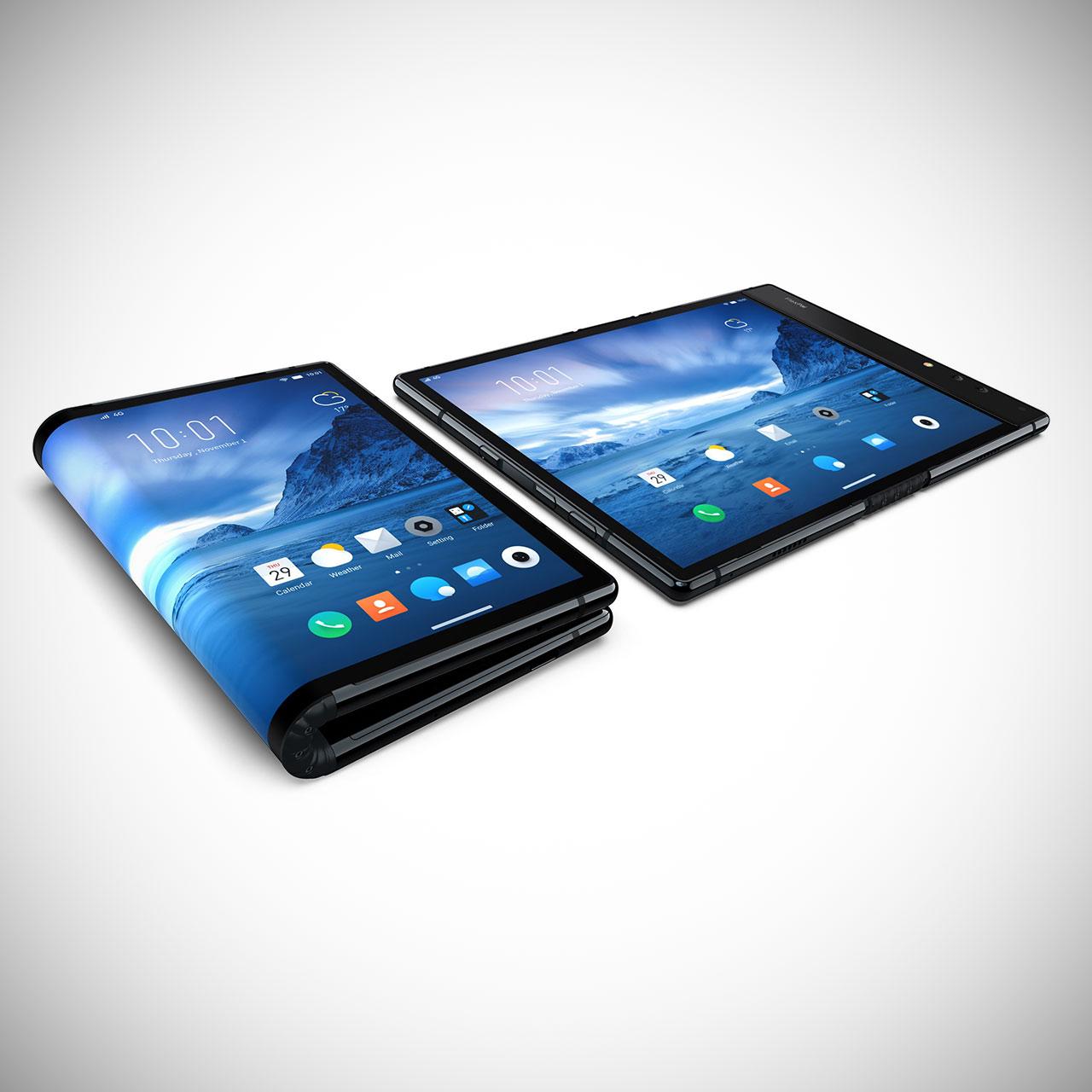 Flex Pai Foldable Smartphone