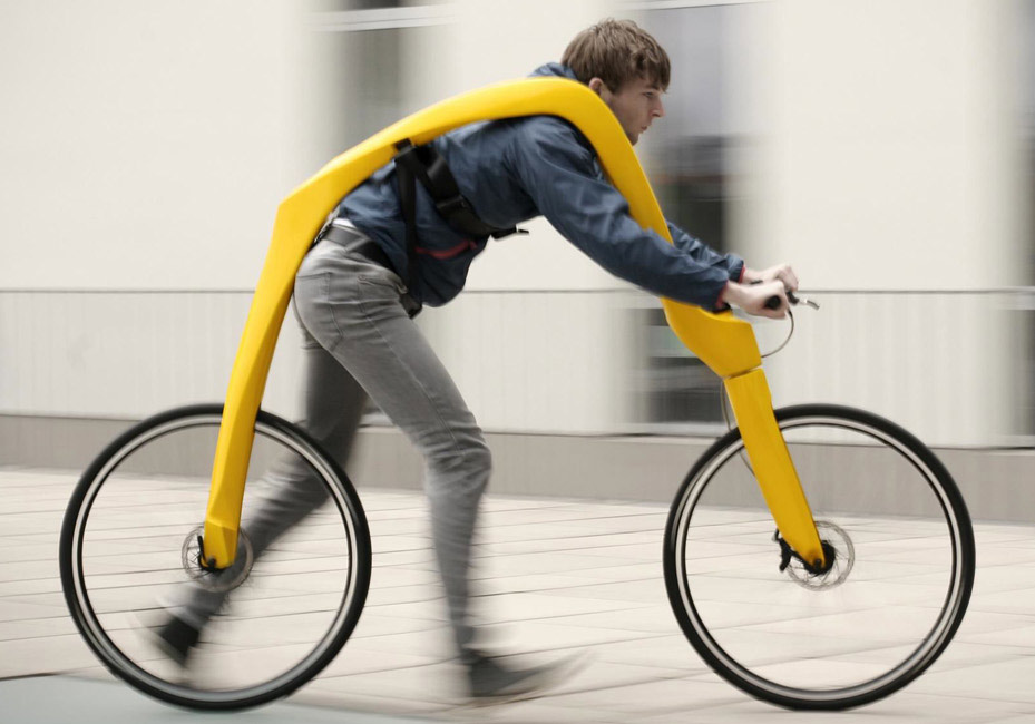 Pedal-less Bicycle