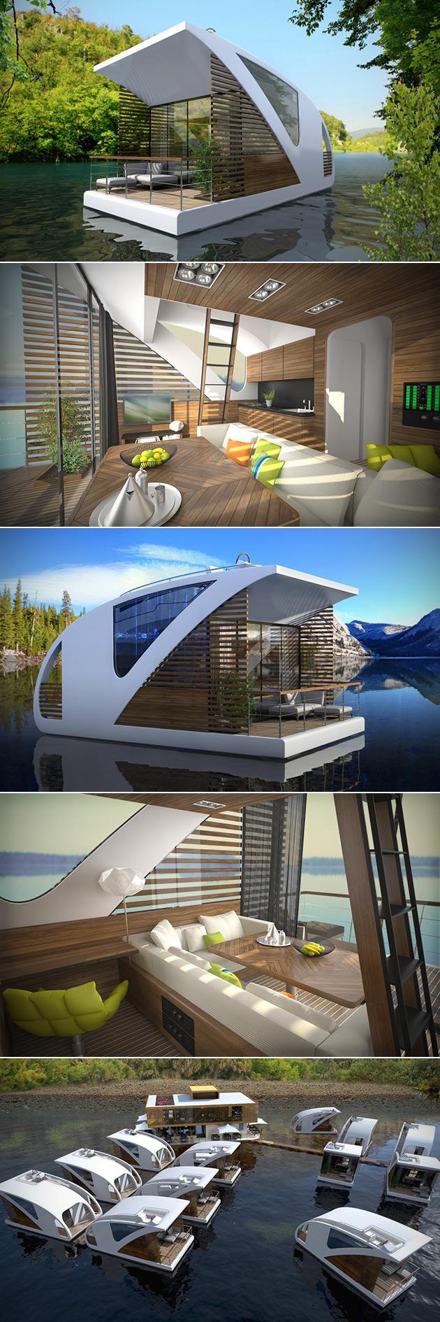 Floating Hotel Catamaran